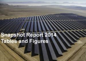 iea PV-programme snapshot report 2014 titel