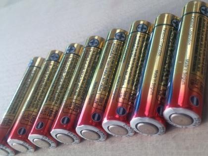 Konventionelle Batterien - Foto © Gerhard Hofmann, Agentur zukunft - 20140820