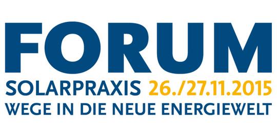 Forum Solarpraxis logo