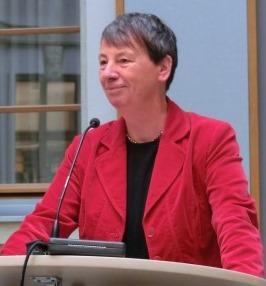 Barbara Hendricks bei Amtsübernahme - Foto © Gerhard Hofmann, Agentur Zukunft