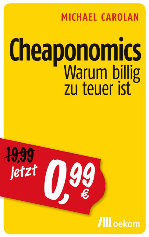 Cheaponomics - Titel