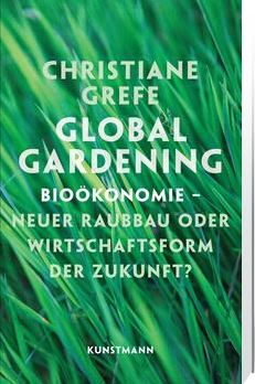Christiane Grefe Global Gardening - Titel