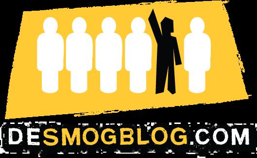 desmogblog - logo
