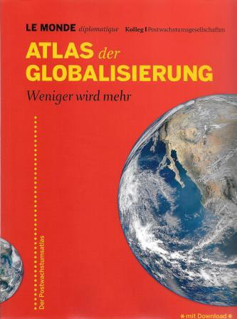 Le Monde diplomatique - Globalisierungsatlas - Titel