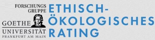 Ethisch-ökologisches Rating – Blog